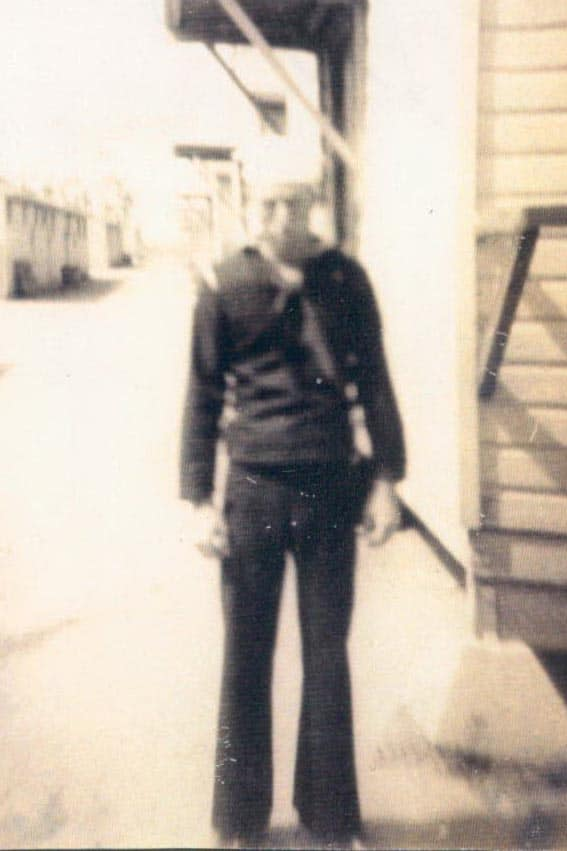 James Raines, WWII SeaBees