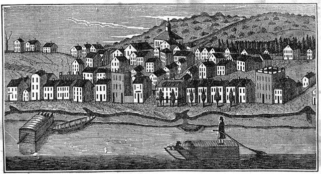 Cincinnati in 1810