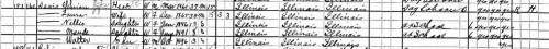 Ephraim Davis 1900 Census