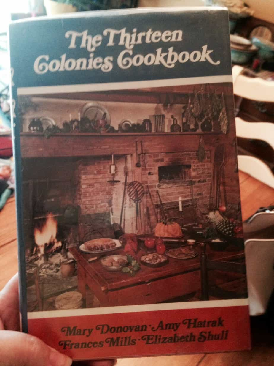 13 Colonies Cookbook