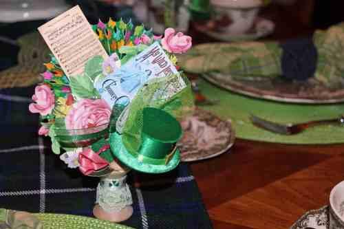 St. Patrick's Day Spoolie