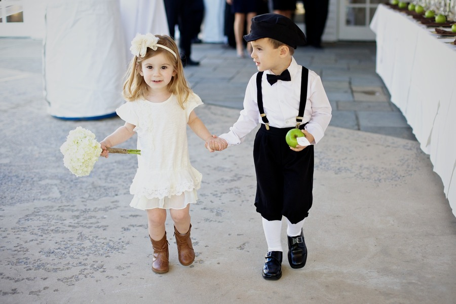 Cute Ideas For The Ring Bearer
