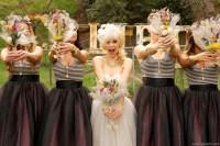 unique bridesmaid dresses | Rooted in Love