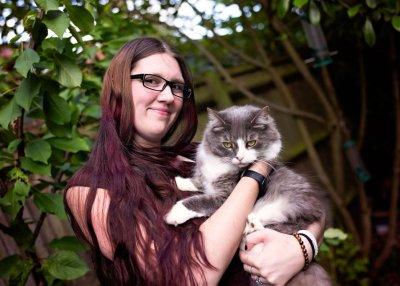 katy rose smoke cat coach mentor nature