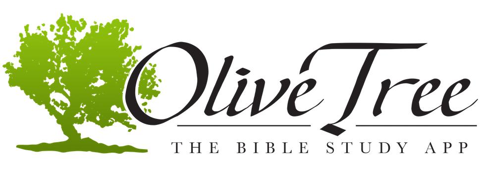 Image result for olive tree bible software logo