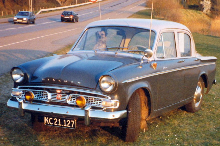 Hillman Minx 1960
