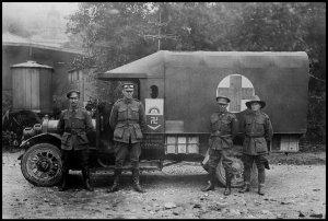 Sunbeam Ambulance 1916