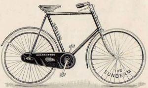 Cykel 1897 - Rootes Danmark