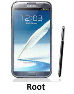 Root Samsung Galaxy Note 2 AT&T SGH-I317