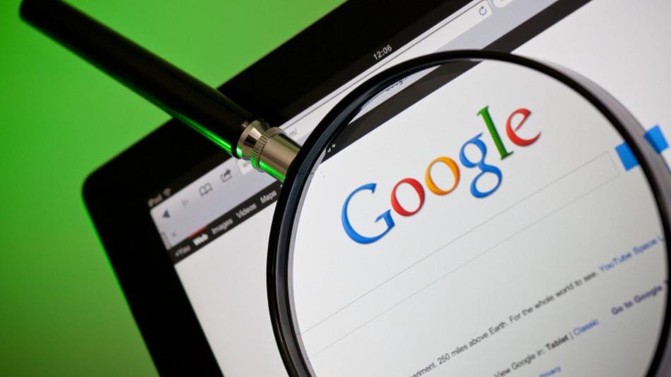 Skewed Google Results