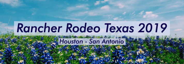 Rancher Rodeo Texas 2019 - Houston & San Antonio