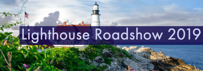Lighthouse Roadshow 2019