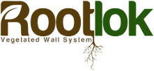 Rootlok Vegetated Wall System Logo
