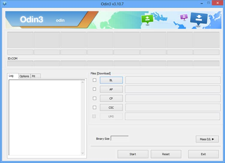 Download Odin3 v3.10.7