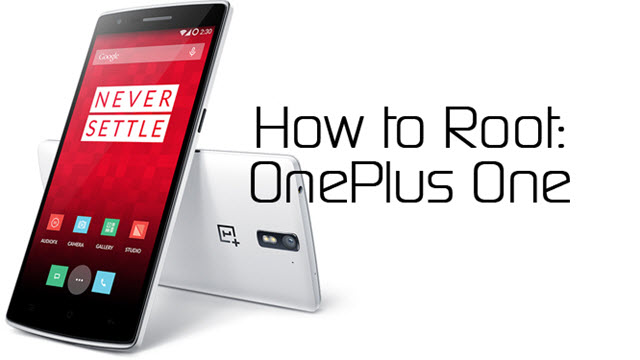 How To Root OnePlus One Smartphone