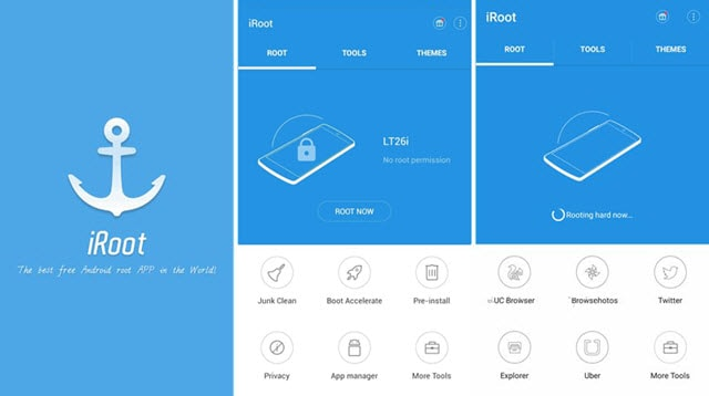 Download iRoot For Mobile (iRoot APK)