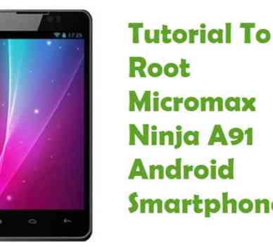 Download Micromax Stock ROM Firmware - Root My Device