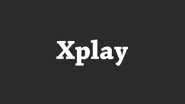 Download Xplay USB Drivers