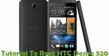 Root HTC Desire 520