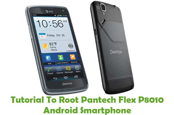 How To Root Pantech Flex P8010 Without PC Or Laptop Computer
