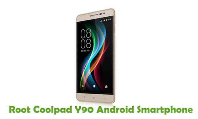 How To Root Coolpad Y90 Android Smartphone