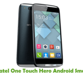 How To Root Alcatel One Touch Hero Android Smartphone
