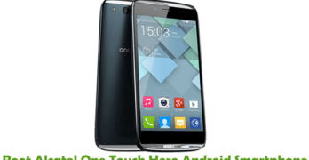 Root Alcatel One Touch Hero