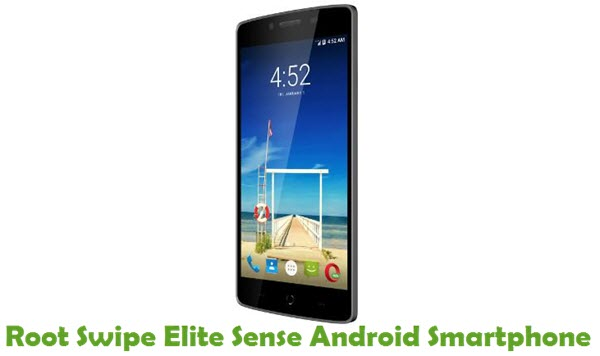How To Root Swipe Elite Sense Android Smartphone