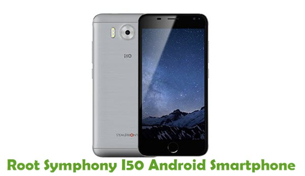 How To Root Symphony I50 Android Smartphone