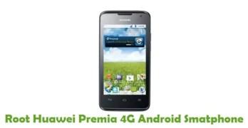 Root Huawei Premia 4G