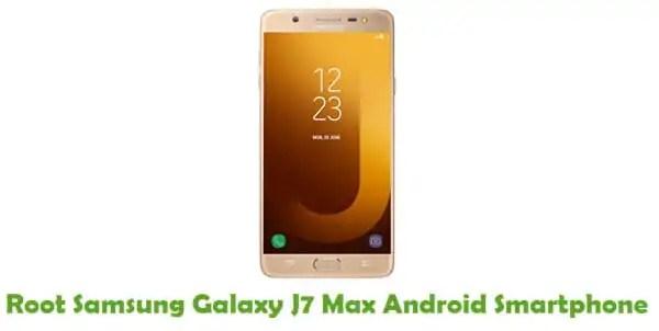 Root Samsung Galaxy J7 Max