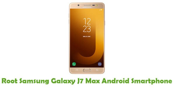 How To Root Samsung Galaxy J7 Max Android Smartphone