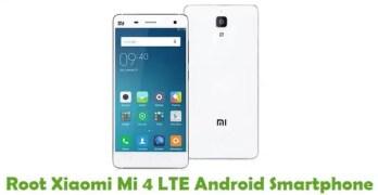 Root Xiaomi Mi 4 LTE