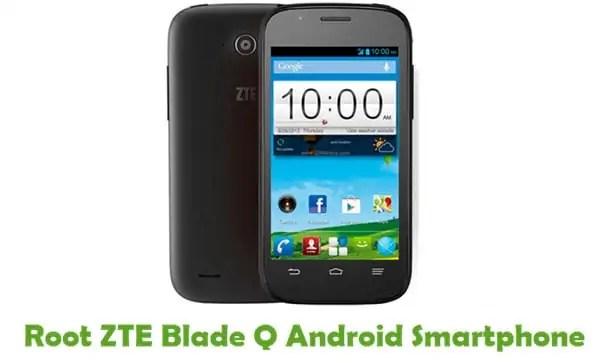 Root ZTE Blade Q