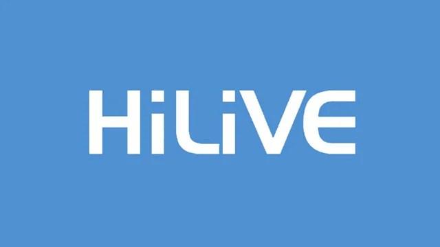 Download HiLive USB Drivers