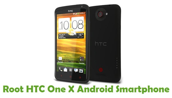 How To Root HTC One X Android Smartphone