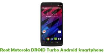 Root Motorola DROID Turbo