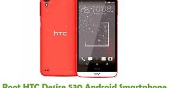 Root HTC Desire 530