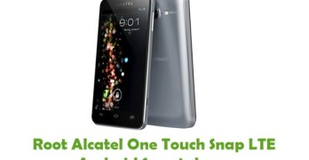 Root Alcatel One Touch Snap LTE