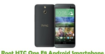 Root HTC One E8