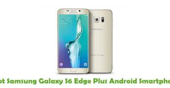 Root Samsung Galaxy S6 Edge Plus