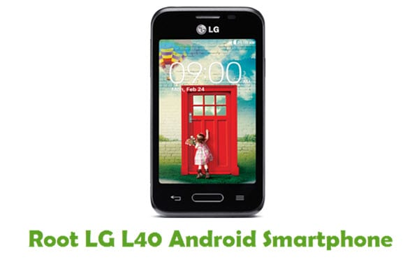 How To Root LG L40 Android Smartphone