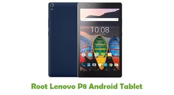 Root LenovoP8