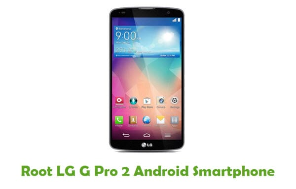 How To Root LG G Pro 2 Android Smartphone