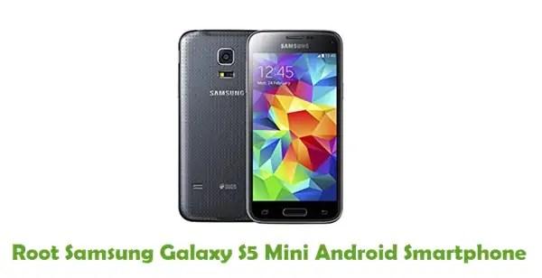Root Samsung Galaxy S5 Mini