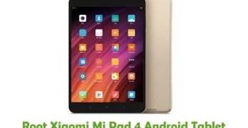 Root Xiaomi Mi Pad 4