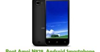 Root Amoi N828