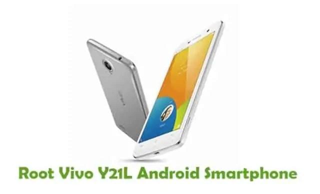 Root Vivo Y21L