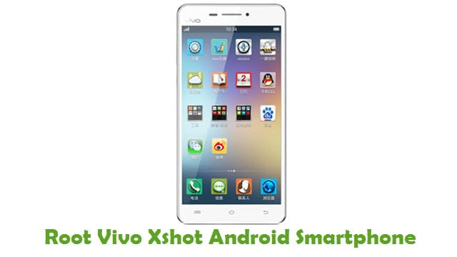 Root Vivo Xshot