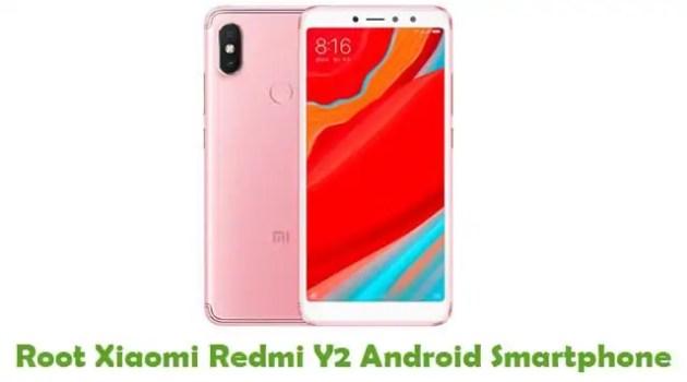Root Xiaomi Redmi Y2
